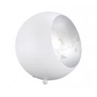 Настольная лампа Trio Reality Billy R50101031 белая/серебро