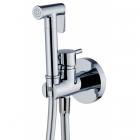 Гигиенический душ со смесителем Huber Tratto Evo TV00795521 хром