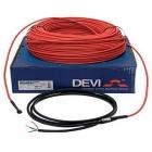 Двужильный нагревательный кабель DEVI DEVIflex-18T 130ВТ 7М 140F1235