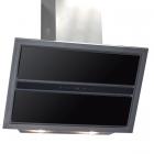 Кухонная вытяжка Apell Cappe CA90ATE черное стекло