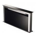 Кухонная вытяжка Apell Cappe Downdraft CDD90VXE черное стекло