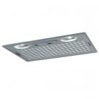 Встраиваемая кухонная вытяжка Apell Cappe CI70E нержавеющая сталь