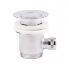 Донный клапан Q-tap L02 хром
