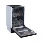 Встраиваемая посудомоечная машина Fabiano FBDW 5409 45 см