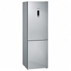 Отдельностоящий холодильник с нижней морозильной камерой Siemens iQ300 KG36NXI306 нержавеющая сталь