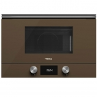 Встраиваемая микроволновая печь Teka Maestro ML 8220 BIS 112030003 коричневое стекло