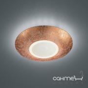 Потолочный LED-светильник Trio Chiros 624110209 медь