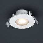 Точечный LED-светильник Trio Compo 629510101 белый