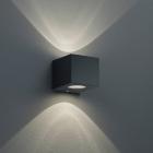 Настенный LED-светильник Trio Reality Cordoba R28222632 черный