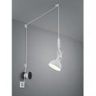 Подвесной светильник Trio Carlotta 305170131 матовый белый