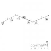 Спот на 6 LED-ламп Trio Baloubet 828210606 хром