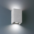 Настенный светильник Trio Cube 206600278 бетон