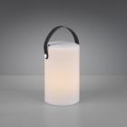 LED-ночник с USB-входом Trio Reality Bermuda R55060101 белый матовый