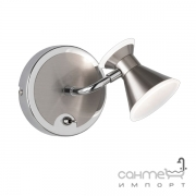 Настенный LED-светильник Trio Duke 872170107 матовый никель