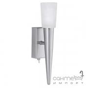 Настенный светильник Trio Facella 216070107 матовый никель/матовое стекло