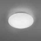 Потолочный LED-светильник с дистанционным управлением Trio Reality Fara R65003000 белый