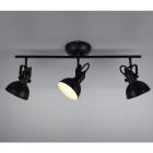 Спот на 3 лампы Trio Reality Gina R80153032 матовый черный