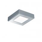 Потолочный LED-светильник Trio Rhea 625601287 титан/белый