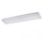Потолочный LED-светильник с дистанционным управлением Trio Imara 658810100 белый
