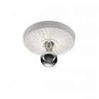 Потолочный светильник Trio Iris 603400101 белый гипс/под покраску