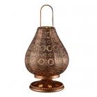 Настольная лампа Trio Jasmin 503700162 медь антик