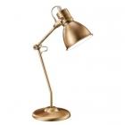 Настольная лампа Trio Jasper 500500104 состаренная латунь