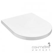 Сидение для унитаза slim softclose AM.PM Spirit V2.0 C707858WH белое