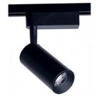 Трековый светильник Nowodvorski Profile Iris LED 30W 9011 черный