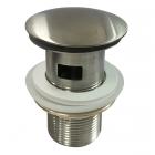 Донный клапан с переливом Imprese Hydrant ZMK031806500хром