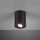 Накладной точечный светильник Trio Cookie 612900132 матовый черный