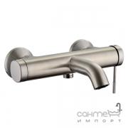 Смеситель для ванны Imprese Brenta ZMK081906040 никель