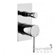 Смеситель для ванны скрытого монтажа Imprese Brenta ZMK071901041 хром