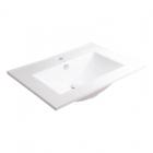 Раковина мебельная Q-tap Albatross WHI 4530-600/F008 белая