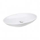 Раковина на столешницу Q-tap Dove WHI 40148/F008 белая