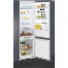 Встраиваемый двухкамерный холодильник с нижней морозильной камерой Whirlpool ART 9620 A NF