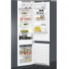 Встраиваемый двухкамерный холодильник с нижней морозильной камерой Whirlpool ART 9814 A+SF