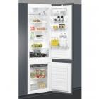 Встраиваемый двухкамерный холодильник с нижней морозильной камерой Whirlpool ART 9610/A+