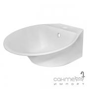Раковина на столешницу Fancy Marble Nila 420 7305101 белая