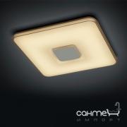 Потолочный LED-светильник с пультом Trio Kyoto 628815001 белый