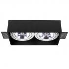 Точечный светильник Nowodvorski Mod Plus 9403 черный