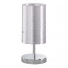 Настольная лампа Trio Lacan 593900100 хром/прозрачный акрил