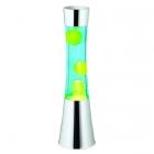LED лава-лампа Trio Reality Lava R50551116 корпус хром
