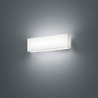 Настенный LED-светильник Trio Lugano 271970601 белая ткань