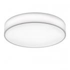 Потолочный LED-светильник с дистанционным управлением Trio Lugano 621914001 белая ткань