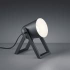Настольная лампа Trio Reality Marc R50721032 черная
