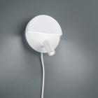 Настенный LED-светильник Trio Mario 222370231 матовый белый