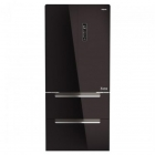 Холодильник Teka Wish Maestro RFD 77820 GBK 113430004 черное стекло