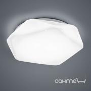 Потолочный LED-светильник Trio Oregon 657710100 белый