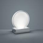 Настольная LED-лампа Trio Reality Olli R52441106 хром/матовый белый