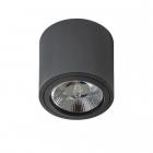 Точечный светильник Azzardo Alix AZ3540 черный